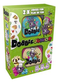 Dobble Junior Fantasy en Food-Linkerzijde