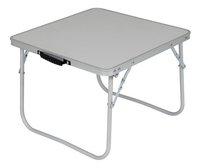 Camp Gear table pliante Economy argenté-Côté gauche