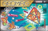 Geomag Glitter 68 pièces-Avant