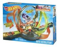 Hot Wheels acrobatische racebaan Roto Revolution-Rechterzijde