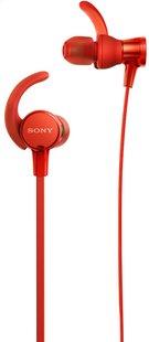 Sony oortelefoon MDR-XB510AS rood