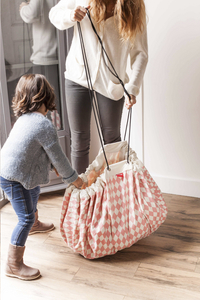 Play&Go couverture de jeu/sac de rangement Diamond Pink-Image 4