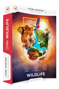 View-Master Virtual Reality Experience Pack Dierenwereld NL