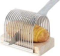 Point-Virgule Découpe-pomme de terre Hasselback-Détail de l'article