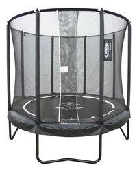 Optimum Skyline trampolineset diameter 2,44 m zwart