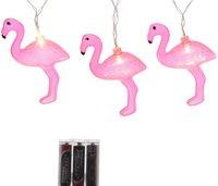 Ledverlichting slinger Flamingo L 2,2 m