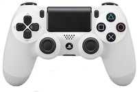 PS4 Wireless DualShock 4 manette blanc