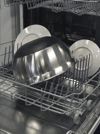 Brabantia mengkom 1,6 l matt steel-Afbeelding 1