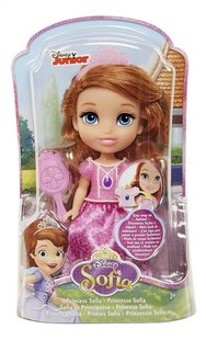 Figurine Disney Princesse Sofia robe rose-Avant