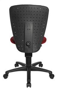 Topstar chaise de bureau pour enfants Nic foot rouge/vert-Arrière