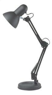 Lampe de bureau Hobby Steel noir