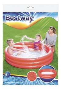 Bestway zwembad voor kinderen Play pool Ø 152 cm rood-Vooraanzicht