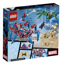 LEGO Spider-Man 76114 Spider-Man's spidercrawler-Achteraanzicht
