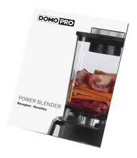Domo Blender Power Blender DO486BL-Détail de l'article