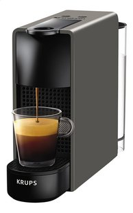 Krups Espressomachine Nespresso Original Essenza Mini XN110B10 grijs-commercieel beeld