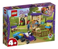 LEGO Friends 41361 Mia's veulenstal-Linkerzijde