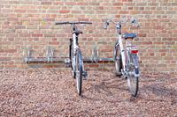 Mottez range-vélos mural pour 5 vélos-Image 3