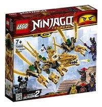 LEGO Ninjago 70666 Le dragon d'or-Côté gauche