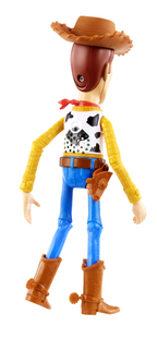 Figurine articulée Toy Story 4 True Talkers - Woody-Arrière