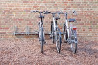 Mottez range-vélos mural pour 5 vélos-Image 4