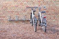 Mottez range-vélos mural pour 5 vélos-Image 2