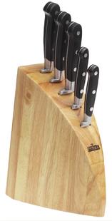 Richardson bloc à couteaux V-Sabatier avec set de 5 pièces