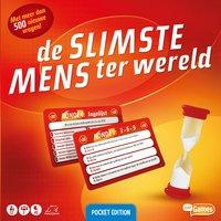 De Slimste Mens ter Wereld - Pocket Edition-Vooraanzicht