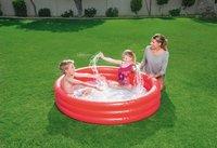 Bestway zwembad voor kinderen Play pool Ø 152 cm rood-commercieel beeld