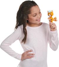 Fingerlings interactieve figuur Benny The Purrrfect Tiger-Afbeelding 4