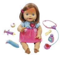 VTech poupée souple Little Love Ma poupée à soigner FR-Vooraanzicht
