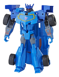Transformers Cyberverse robot 1-step Changers - Soundwave-Avant