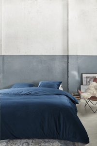 At Home Housse de couette Tender blue coton/polyester 200 x 220 cm-Image 2