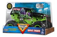 Spin Master Monster Truck Monster Jam Grave Digger-Côté droit