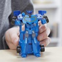 Transformers Cyberverse robot 1-step Changers - Soundwave-Image 1