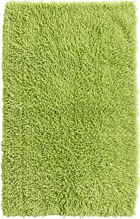 Clarysse badmat Pearl Cotton Twist lime 50 x 90 cm