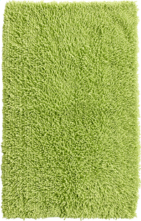 Clarysse badmat Pearl Cotton Twist lime 70 x 120 cm