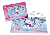 Ravensburger puzzel Hello Kitty-Vooraanzicht
