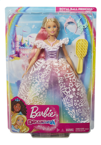 Barbie poupée mannequin  Dreamtopia Royal Ball Princess-Avant