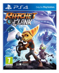 PS4 Ratchet & Clank FR/ANG