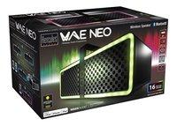 Hercules haut-parleur portable WAE NEO noir-Avant