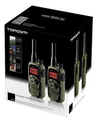 Topcom talkies-walkies Twintalker 9500 Airsoft Edition-Avant
