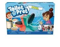 Toilet Pret duel-Vooraanzicht