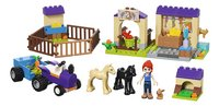 LEGO Friends 41361 Mia's veulenstal-Vooraanzicht