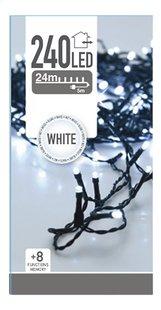 Guirlande lumineuse LED 240 lampes blanc froid-Avant