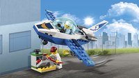LEGO City 60206 Le jet de patrouille de la police-Image 2