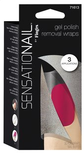 SensatioNail Gel Polish Removal Wraps-Avant