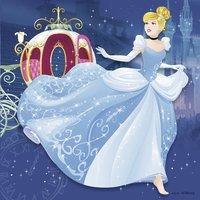 Ravensburger puzzle 3 en 1 Disney Princess Aventures des princesses-Détail de l'article