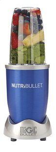 Magic Bullet Blender NutriBullet blauw 12-delig-Vooraanzicht