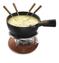Set pour fondue à fromage et chocolat