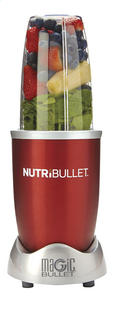 Magic Bullet Blender NutriBullet rouge 12 pièces-Avant